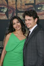 Freida Pinto and James Franco attends the LA Premiere of the movie Rise Of The Planet Of The Apes on 28th July 2011 at the Grauman_s Chinese Theatre in Hollywood, CA  United States (5).jpg