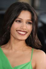 Freida Pinto attends the LA Premiere of the movie Rise Of The Planet Of The Apes on 28th July 2011 at the Grauman_s Chinese Theatre in Hollywood, CA  United States (11).jpg