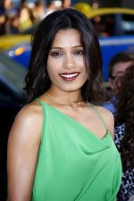 Freida Pinto attends the LA Premiere of the movie Rise Of The Planet Of The Apes on 28th July 2011 at the Grauman_s Chinese Theatre in Hollywood, CA  United States (17).jpg