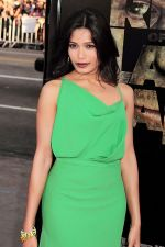 Freida Pinto attends the LA Premiere of the movie Rise Of The Planet Of The Apes on 28th July 2011 at the Grauman_s Chinese Theatre in Hollywood, CA  United States (22).jpg