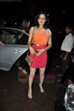 Aditi Gowitrikar at Arpita Khan_s birthday bash in Aurus on 29th July 2011 (49).JPG