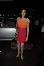 Aditi Gowitrikar at Arpita Khan_s birthday bash in Aurus on 29th July 2011 (50).JPG