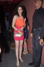 Aditi Gowitrikar at Arpita Khan_s birthday bash in Aurus on 29th July 2011 (86).JPG