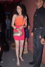 Aditi Gowitrikar at Arpita Khan_s birthday bash in Aurus on 29th July 2011 (87).JPG