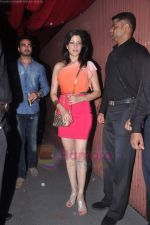 Aditi Gowitrikar at Arpita Khan_s birthday bash in Aurus on 29th July 2011 (88).JPG