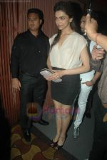 Deepika Padukone at Arpita Khan_s birthday bash in Aurus on 29th July 2011 (65).JPG