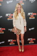 Charlotte Ross arrives at the Spy Kids- All The Time In The World 4D Los Angeles Premiere on July 31, 2011 in Los Angeles, California (18).jpg