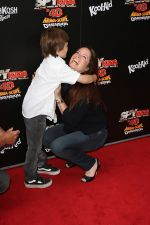 Holly Marie Combs arrives at the Spy Kids- All The Time In The World 4D Los Angeles Premiere on July 31, 2011 in Los Angeles, California (7).jpg