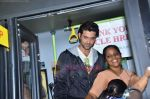 Hrithik Roshan donates bus to Dilkush school in Juhu, Mumbai on 1st Aug 2011 (52).JPG