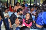 Hrithik Roshan donates bus to Dilkush school in Juhu, Mumbai on 1st Aug 2011 (60).JPG
