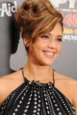 Jessica Alba arrives at the Spy Kids- All The Time In The World 4D Los Angeles Premiere on July 31, 2011 in Los Angeles, California  (5).jpg