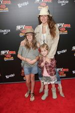 Joely Fisher arrives at the Spy Kids- All The Time In The World 4D Los Angeles Premiere on July 31, 2011 in Los Angeles, California (5).jpg