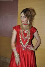 Kangana Ranaut on day 1 of IIJW 2011 in Grand Hyatt on 31st July 2011 (14).JPG