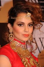 Kangana Ranaut walks the ramp for Amrapali at IIJW 2011 in Grand Hyatt on 31st July 2011 (58).JPG