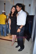 Kareena Kapoor, Shahrukh Khan at Ra One Completion bash in Esco Bar on 31st July 2011 (80).JPG