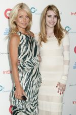 Kelly Ripa, Emma Roberts at Super Saturday 14 to Benefit Ovarian Cancer Research Fund on 30th July 2011 at Nova_s Ark Project in Watermill, NY, USA (17).jpg
