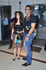 Lucky Morani, Mohammed Morani at Ra One Completion bash in Esco Bar on 31st July 2011 (40).JPG