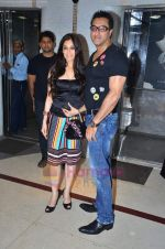 Lucky Morani, Mohammed Morani at Ra One Completion bash in Esco Bar on 31st July 2011 (41).JPG