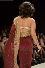 Mahie Gill walks the ramp for Beti Gitanjali Show at IIJW 2011 in Grand Hyatt on 31st July 2011 (178).JPG