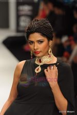 Model walks the ramp for Amrapali at IIJW 2011 in Grand Hyatt on 31st July 2011 (127).JPG