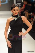 Model walks the ramp for Amrapali at IIJW 2011 in Grand Hyatt on 31st July 2011 (131).JPG