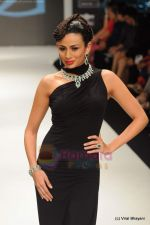 Model walks the ramp for Amrapali at IIJW 2011 in Grand Hyatt on 31st July 2011 (134).JPG