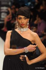 Model walks the ramp for Amrapali at IIJW 2011 in Grand Hyatt on 31st July 2011 (146).JPG