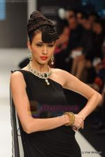 Model walks the ramp for Amrapali at IIJW 2011 in Grand Hyatt on 31st July 2011 (149).JPG