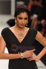 Model walks the ramp for Amrapali at IIJW 2011 in Grand Hyatt on 31st July 2011 (151).JPG