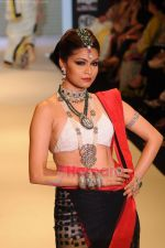 Model walks the ramp for Amrapali at IIJW 2011 in Grand Hyatt on 31st July 2011 (71).JPG