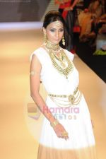Model walks the ramp for Amrapali at IIJW 2011 in Grand Hyatt on 31st July 2011 (74).JPG