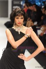 Model walks the ramp for Amrapali at IIJW 2011 in Grand Hyatt on 31st July 2011 (85).JPG