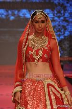 Model walks the ramp for C Krishniah Chetty & Sons at IIJW 2011 in Grand Hyatt on 31st July 2011 (108).JPG