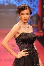 Model walks the ramp for C Krishniah Chetty & Sons at IIJW 2011 in Grand Hyatt on 31st July 2011 (115).JPG