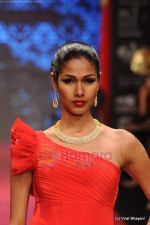 Model walks the ramp for C Krishniah Chetty & Sons at IIJW 2011 in Grand Hyatt on 31st July 2011 (141).JPG