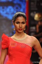 Model walks the ramp for C Krishniah Chetty & Sons at IIJW 2011 in Grand Hyatt on 31st July 2011 (142).JPG