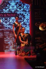 Model walks the ramp for C Krishniah Chetty & Sons at IIJW 2011 in Grand Hyatt on 31st July 2011 (90).JPG