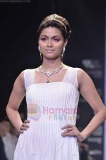 Model walks the ramp for Monica Kapur at IIJW 2011 in Grand Hyatt on 31st July 2011 (85).JPG
