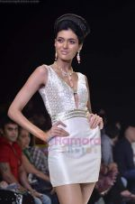 Model walks the ramp for Monica Kapur at IIJW 2011 in Grand Hyatt on 31st July 2011 (93).JPG
