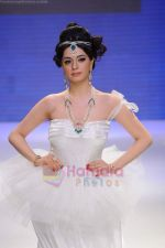 Nargis Bagheri walks the ramp for Eekani at IIJW 2011 in Grand Hyatt on 31st July 2011 (101).JPG