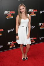 Rachel Fox arrives at the Spy Kids- All The Time In The World 4D Los Angeles Premiere on July 31, 2011 in Los Angeles, California (15).jpg