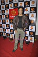 Rajiv Paul at Manchester United Cafe launch in Malad on 31st July 2011 (37).JPG