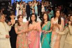 Soha Ali Khan, Bipasha Basu, Riya Sen, Raageshwari Loomba walks the ramp for Beti Gitanjali Show at IIJW 2011 in Grand Hyatt on 31st July 2011 (321).JPG