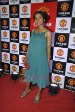 Tanishta Chatterjee at Manchester United Cafe launch in Malad on 31st July 2011 (13).JPG