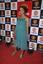 Tanishta Chatterjee at Manchester United Cafe launch in Malad on 31st July 2011 (14).JPG