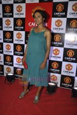 Tanishta Chatterjee at Manchester United Cafe launch in Malad on 31st July 2011 (15).JPG