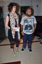 Vishal Dadlani at Ra One Completion bash in Esco Bar on 31st July 2011 (100).JPG