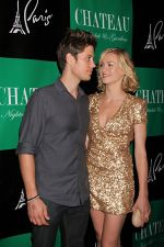 Yvonne Strahovski, Tim Loden at Yvonne Strahovski_s 29th birthday bash at Gallery Nightclub at the Paris Las Vegas Hotel and Casino in Las Vegas, USA on July 30, 2011 (7).jpg