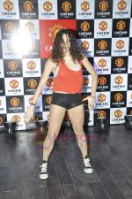 at Manchester United Cafe launch in Malad on 31st July 2011 (1).JPG