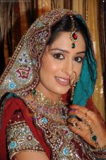 Deepika Samson on the sets of Sasural Simar Ka on 1st Aug 2011 (20).JPG